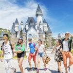 Du lịch Nha Trang với voucher giảm 50% Vinpearl land Nha Trang 2020