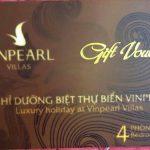 Các loại voucher Vinpearl – Giải đáp chi tiết nhất cho Quý khách hàng